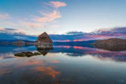 Pryamid Lake